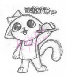 Takyto!!! by AngiePeggy2114