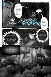 Blue Fire: Ch 2 Pg 5 by InYuJi