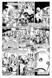 The Perfect Human - page 2 by mariocau
