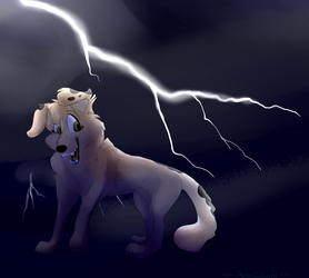 Violet's Storm by AstersCalamity