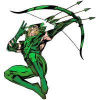 Green Arrow by Joker-s-Wild