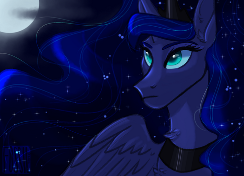 Lunar by butteredpawpcorn