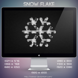 Snow Flake by iVereor