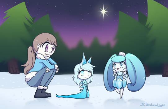 PKMN - Follow the Star! [Week 2] by JCBrokenLight