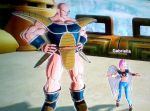 Nappa and Gabriella by CatCamellia