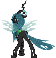 Queen Chrysalis Dat Plot by Jeatz-Axl