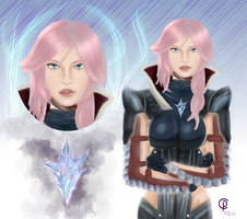 FF Lightning Returns - practice by Cupric