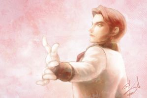 Prince Hans from Frozen by Reenze-NK