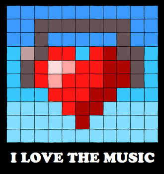 I love the music by Maleiva