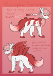 Seraphine- Reference by Zeldeon