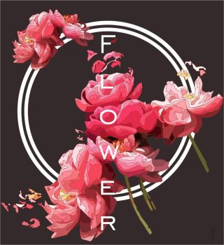 Flower by EliansS