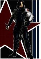Winter Soldier by Thuddleston