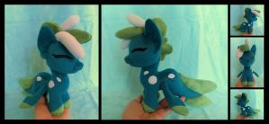 Bubble Breeze Mermini by fireflytwinkletoes