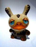 Duck Billed Wanderer Dunny by bryancollins
