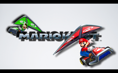 Mario Kart for 3DS Wallpaper by BrentDennison