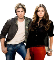 The Vampire Diaries PNG by VelvetHorse