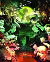 The world of Persona 3 by SnakeRule