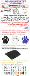 Fursona Maker Meme  Do Et   U  By Whatthefoxbecca- by CheshireSmile