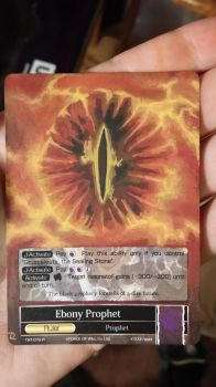 Sauron alter over Abdul *ruler side* by ShortBusStudios