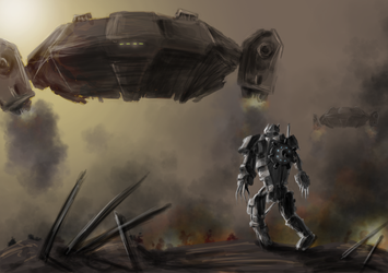 Last Stand by Progenitor89