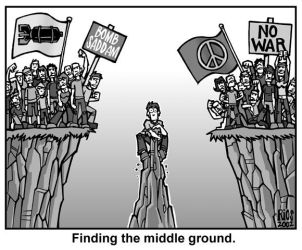 Finding the Middle Ground by deaddays