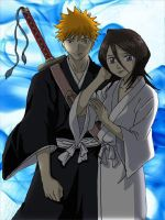 Bleach by AsherothTheDestroyer
