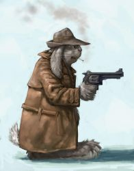 Detective Bunny profile by McNaught