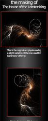 The Making of The Lobster by Apophysis