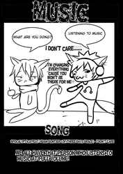 [ Comic ] ~  Music by Yashin077