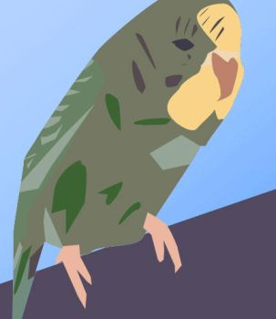 Parrot by GenericPseudonym