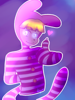 Popee The Performer by SugarBug15
