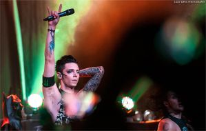 Andy Biersack, Black Veil Brides by lizzys-photos