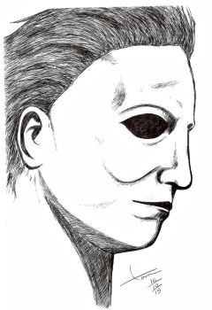 Michael Myers by tomniemand