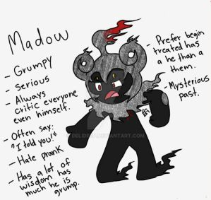Madow the Marshadow by Firianne