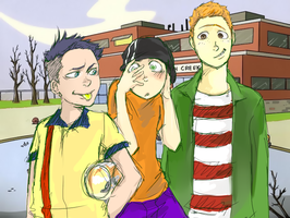 Ed Boys by eyewhiskers