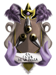 PPW's Club de la Pelea Shield by PyO-Illustrations