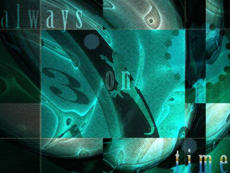 always on time by badr