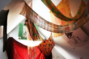fabric cieling by depthdweller