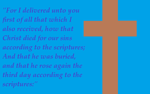 The Gospel of the Grace of God by ThyWordIsTruth