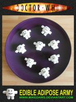 Edible Adipose Army by mikedaws