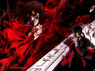 Hellsing wallpaper by death163