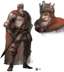 King concept by NgJas