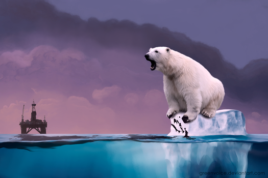 Save the Arctic II by GreenVoice