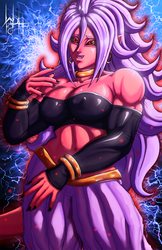 Android 21 by SirWolfgang