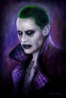 Joker_Suicide Squad by MeduZZa13