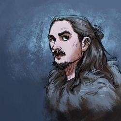 Uhtred by ggns