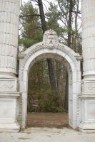 greek theatre arch 5141 by stocklove