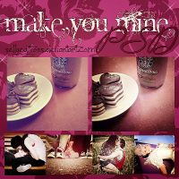 Make you mine PSD by SellyEditions