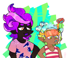 Coolest Woomies on the Block by Naypalmz