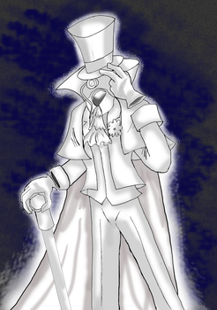 The Gentleman Ghost by GotthePoint